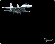 """(1009120) Коврик для мыши, Gembird MP-GAME5 рисунок- """"самолет-2"""", размеры 250*200*3мм"""