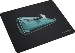 """(1009121) Коврик для мыши, Gembird MP-GAME7 рисунок- """"подводная лодка"""", размеры 250*200*3мм"""