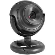 (177313) Веб-камера Defender C-2525HD (2 МП, 60 °, 30 к/с, 1600 x 1200, USB 2.0)
