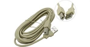 (1008743) Кабель 5bites UC5010-030C USB2.0, AM/BM, 3м.