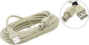 (1008744) Кабель 5bites UC5010-050C USB2.0 / AM-BM / 5M