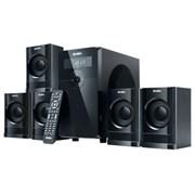 (1008772) Колонки Sven HT-200 (5.1) 20 + 5х12Вт, FM-тюнер, USB/SD, ПДУ, черный