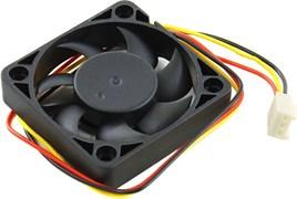 (1007806) Вентилятор 5bites F5010B-3 50x50x10мм, подшипник качения, 4500RPM, 24dBa, 3 pin