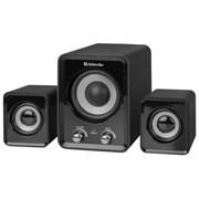 (1007842) Колонки Defender Z4 , 2.1, черные, 16 Вт, питание от USB