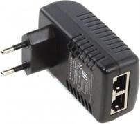 (167684)  Импульсный блок питания для камер с поддержкой PoE (инжектор) ORIENT SAP-48POE, 2xLAN