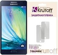 (1008026) Пленка защитная Krutoff Group для Samsung Galaxy A7 (2016) глянцевая