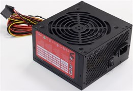 (1008150) Блок питания Aerocool ATX 400W VX-400 (24+4+4pin) 120mm fan 2xSATA RTL