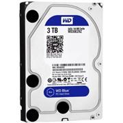 "(1006705) Жесткий диск WD Original SATA-III 3Tb WD30EZRZ Blue (5400rpm) 64Mb 3.5"""