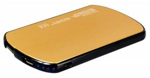 (1006922) Мобильный аккумулятор Cactus CS-PBAS073-1650GD Li-Pol 1650mAh 1A золотистый/черный 1xUSB