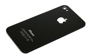 (1007543) Задняя крышка NT для iPhone 4  OEM черная