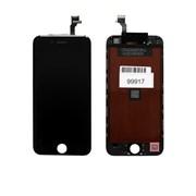 """(1007560) Матрица и тачскрин (сенсорное стекло) NT для смартфона AP iPhone 6, 4,7"""" 1334x750, Черный."""