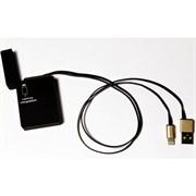 (1007603) Кабель USB-Lightning KS-is (KS-292B) черн