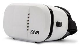 (180092)  Очки виртуальной реальности PteroZaVR (VR87), перфорированный мягкий контур, синхронная регулировка межзрачкового расстояния