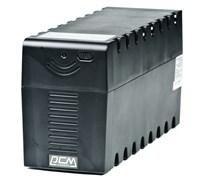 (1007189) Источник бесперебойного питания Powercom Raptor RPT-600A EURO 360Вт 600ВА черный