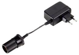 (1007059) Зарядное устройство Hama H-88439 для навигаторов 110-240В/50-60Гц 12В/1000мА