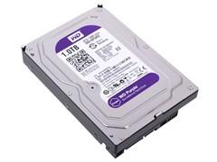 "(1006990) Жесткий диск WD Original SATA-III 1Tb WD10PURX Purple 64Mb 3.5"""