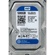 "(1006989) Жесткий диск WD Original SATA-III 500Gb WD5000AZLX Blue (7200rpm) 32Mb 3.5"""