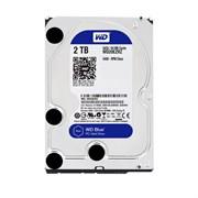 "(1006661) Жесткий диск WD Original SATA-III 2Tb WD20EZRZ Blue (5400rpm) 64Mb 3.5"""
