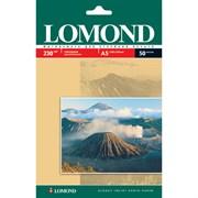 (1006717) Фотобумага Lomond 0102070 A5/230г/м2/50л./белый глянцевое для струйной печати