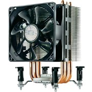 (111596) Вентилятор Cooler Master Hyper T4 (RR-T4-18PK-R1) ALL Socket, FAN 120mm, 600-1800rpm PWM, 31db, 4-Pin
