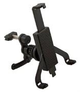(1002354) Автомобильный держатель Wiiix для планшетных компьютеров KDS-1 крепление на стекло черный (KDS-1)