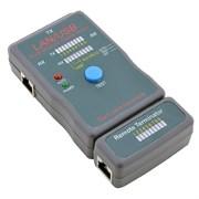(115209)  Тестер кабеля многофункциональный 5bites LY-CT011 для UTP/ STP RJ45, BNC, RJ11/ 12
