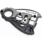 (120693)  Универсальный нож 5bites LY-T350 для UTP/STP/BNC и телефонного кабеля