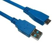 (92391)  Кабель USB3.0-AM MicroBM 3 метра
