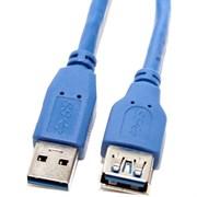 (112523)  Кабель удлинительный USB 3.0 (AM) -> USB3.0 (AF), 3.0m, 5bites (UC3011-030F)