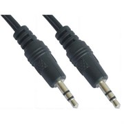 (110960)  Кабель аудио mini Jack 3.5mm (M) -> mini Jack 3.5mm (M),  1.5m, 5bites (AC35J-015M)