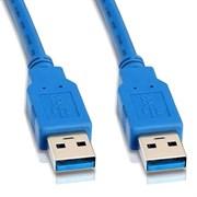 (117699)  Кабель USB 3.0 (AM) -> USB 3.0 (AM),  1.0m, 5bites (UC3009-010)