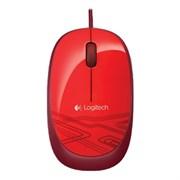 (1008776) Мышь Logitech M105 Mouse Opticall USB (910-002942) Red