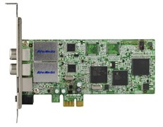 (1004419) ТВ тюнер ТВ/FM Avermedia AVerTV Express 009 внутренний PCI-E/S-Video/RCA PDU