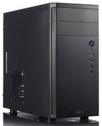 (1004258) Корпус Fractal Design Core 1100 черный w/o PSU mATX SECC 1*120mm fan USB2.0 USB3.0 audio screwless