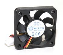 (97619) Вентилятор 5bites F5010S-3 50x50x10мм, подшипник скольжения, 4500RPM, 24dBa, 3 pin