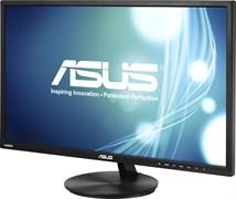 "(1006768) Монитор Asus 21.5"" VS228NE черный TN+film LED 5ms 16:9 DVI Mat 200cd"