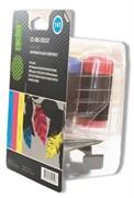 (1004534) Заправочный набор Cactus CS-RK-CB337 цветной (3x30мл) HP DeskJet D4263/D4363/D5360; OfficeJet J5783